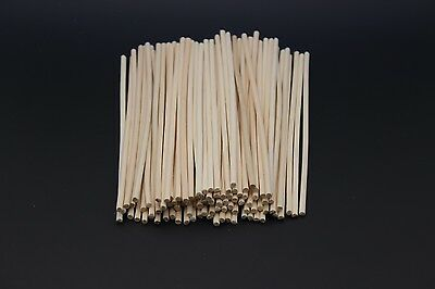 100x Premium Rattan Reed Fragrance Oil Diffuser Replacement Refill Sticks Reeds!