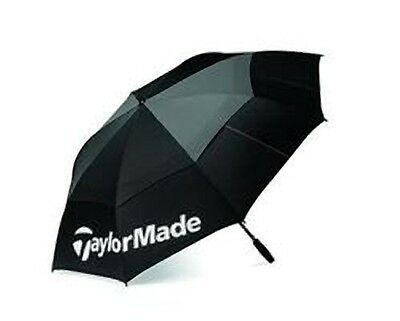 "TaylorMade 2016 64"" Black/grey double canopy With sleeve"