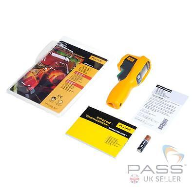 *SALE* FLUKE 62MAX PLUS IR Infrared Dual Laser Thermometer / Genuine UK