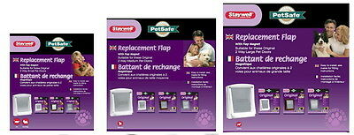Staywell Replacement Spare Dog Flaps Small Medium Large