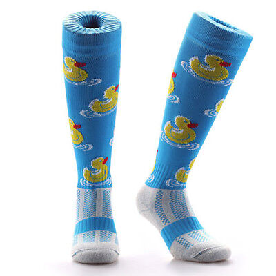 Samson® Funky Rubber Duck Socks Football Funny Party Animals Mens Womens Kids