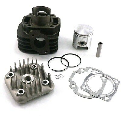 70cc 2 Stroke Big Bore Cylinder Kit 47/10mm for Yamaha JOG Chinese Scooter