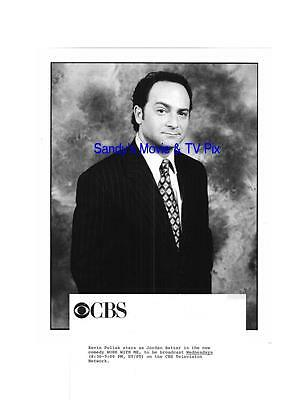 KEVIN POLLAK Terrific ORIGINAL TV Photo WORK WITH ME