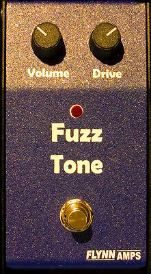 Flynn Amps Classic Fuzz Tone Pedal