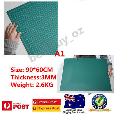 Double Sided  A1 Size Self Healing Rotary Knife Cutting Mat 90*60CM