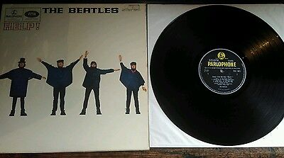 Beatles LP - Help! - Original 1965 UK 1st Pressing (first mother) in STEREO !!!