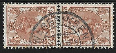 Netherlands stamps 1924 NVPH 61b  CANC  VF