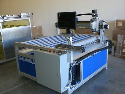 """Sibe Automation 3 Axis Cnc Router 3D Milling 36"""" X 36"""" Cadcam Included Plug&Play"""