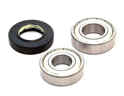 Beko, Blomberg, Whirlpool, Bauknecht Washing Machine Drum Bearing & Oil Seal Kit