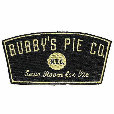 Bubby's Pie Company Patch NYC New York Save Room for Pie Vintage Baking