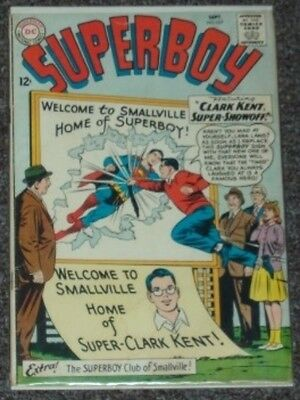 Superboy #107 DC Silver Age (1963) Comic Book FN/FN+