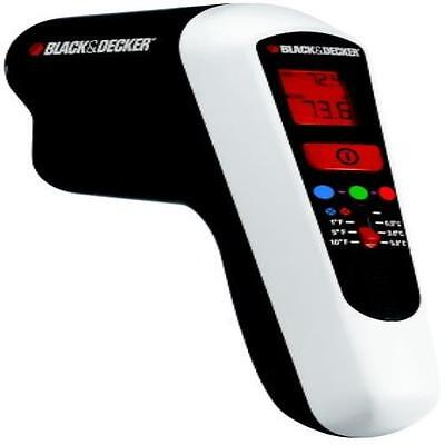 Black & Decker Tld100 Thermal Leak Detector Uses Infrared Sensors To Measure Su