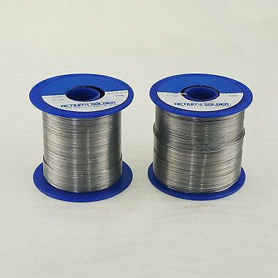 Soldering Wire Tin Lead 60/40 2% Flux Welding Iron 0.7mm 20Gr to 500Gr