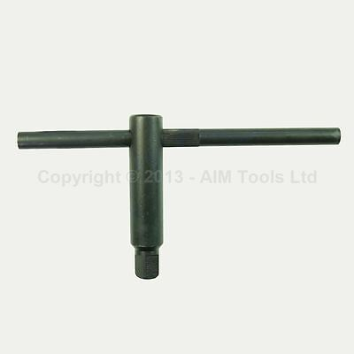 402073 Milling Lathe Chuck Square Key Wrench Spanner Tool 8 10 12 14 17MM