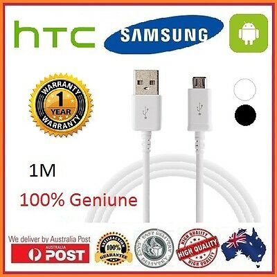 Samsung Original Genuine HTC Android Micro USB Sync Fast Charging Data Cable
