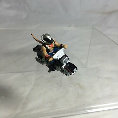 Vintage  GALOOB  - MICRO MACHINES - BIKER MICE FROM MARS - THROTTLE - 90S