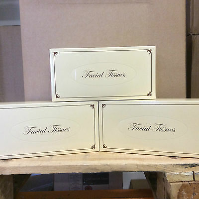 4800 x Box Of Facial Tissues - 48 BOXES OF 100 -