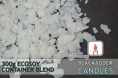 Ecosoy Container Blend Soy Wax Flakes 300g