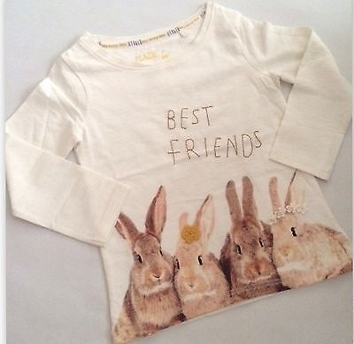 NEw XT store girls top age 2-3 3-4 4-5 5-6 6-7 7-8 8-9 9-10 10-11 11-12  years