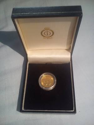 1911 George V British Half Sovereign, GVF Grade, Gold Coin.