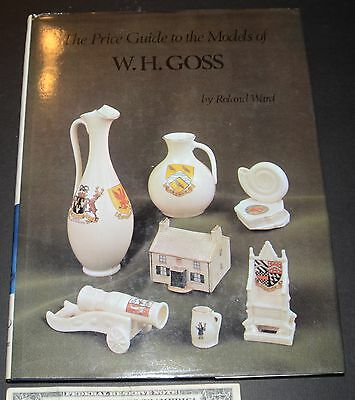 Price Guide to the Models of W.H. Goss (Price guides / Antique Collectors' Club)