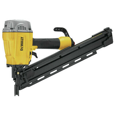 "DEWALT 28 Degree 3-1/4"" Wire Weld Framing Nailer DWF83WW new"