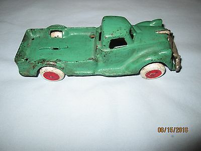 Hubley? Cast Iron Stake Truck