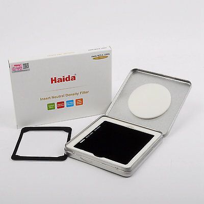 Haida 100x100mm ND3.0 1000x (10 Stops) Square Neutral Density Filter 100 Series