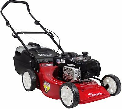 Parklander Red Back Mulch & Catch Mower Pcm6025E
