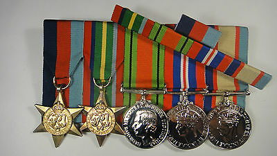 World War 2  WWII Pacific Medals