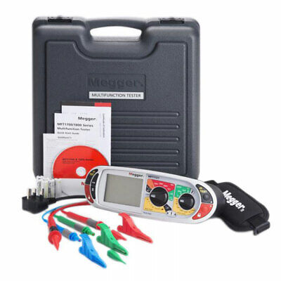 Megger MFT1721 17th Edition Multifunction Installation Tester - NEW