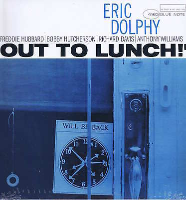 Eric Dolphy – Out To Lunch! – Blue Note 4163 – LP Vinyl Record