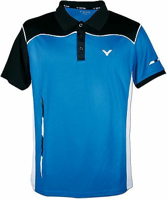 Victor Polo Function 6784  Badminton Trikot Team Badminton Tischtennis Polo