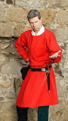 Medieval/LARP/SCA re enactment/Role play Nobleman TUNIC all sizes Inc XXXL