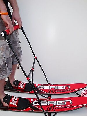O'Brien Adult Children Water ski Combo Trainer Rope 70ft mainline + 5ft harness