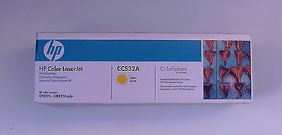 Genuine Hp Cc532A Yellow 304A Laserjet Print Cartridge Cm2320 Cp2025 Cp2020