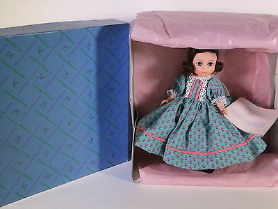 Boxed Madame Alexander Doll 8 Inches Little Women Beth