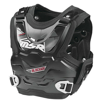 MSR Blockade Mini Youth Child Kids Roost Deflector Motorcycle MX Chest Protector