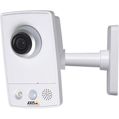 New Axis M1054 Fixed Security Camera IP CCTV Network Audio