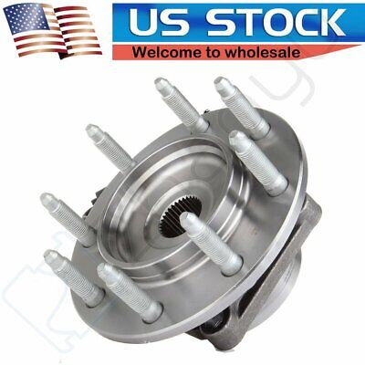 Front Wheel Bearing & Hub Assembly GMC Chevy Trucks Sierra 2500 HD 4x4 8-Lug