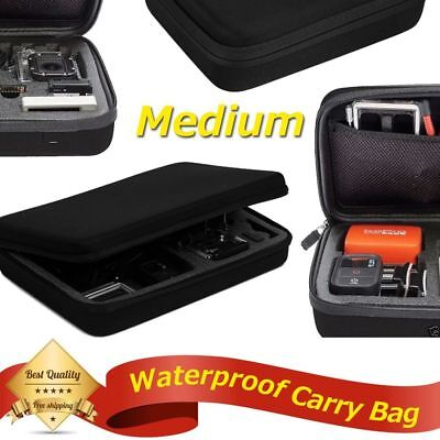 Medium Travel Storage Waterproof Hard Case Bag For GoPro Go Pro Hero 5 4 3+ 2 AU