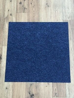 Box of Premium Carpet Tiles 6m2 - Commercial Domestic Office Heavy Use Flooring
