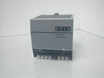 SLR-7H-480-3 SLR7H4803 Sola Drive Reactor (Used and Tested)