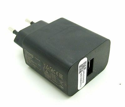 Genuine ASUS W12-010N3B Fast 2.0 Amp Mains Wall USB AC Power Charger with Cable