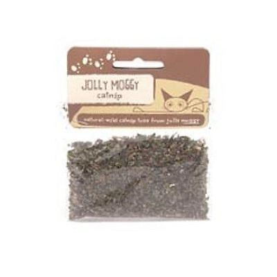 ROSEWOOD PET PRODUCTS JOLLY MOGGY CATNIP 10g cat kitten cat-nip  28956