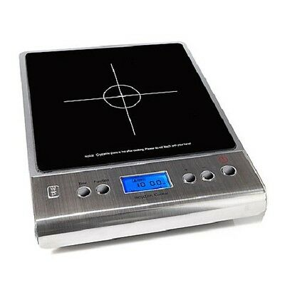 Wolfgang Puck Induction Burner with Built In Digital Timer Model BIDC0010