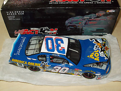Rcca Limited Edition 1:24 Scale Stock Car Action 10Th Anniversary Boxed Free P&p
