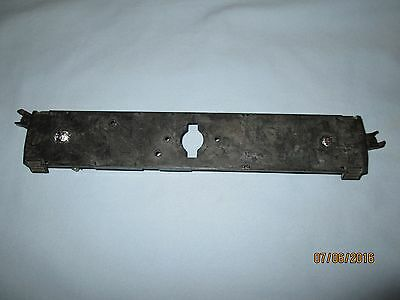 American Flyer Chassis/Frame w/Trucks & Knuckle Couplers for #650 Passenger Cars