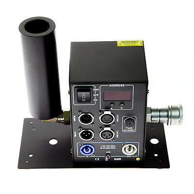 NEW | MPROW Cannon Co2 Jet | DMX 512 Switchable | CRYO EFFECT | FOG | US STOCK