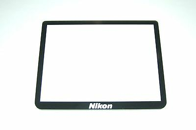 Nikon DSLR D3100 LCD Display Screen External Glass Cover Replacement Part NEW